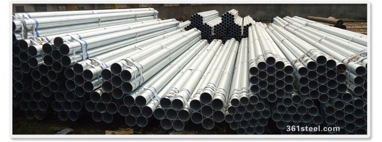 镀锌管规格表,镀锌管国标壁厚对照表